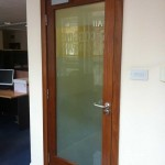 First Floor Office Sligo, Door Inside